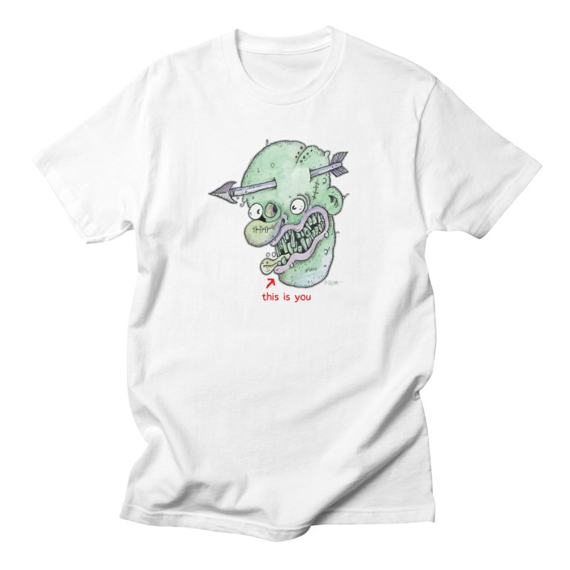 This Is You Men's T-Shirt by Bad Otis Link's Artist Shop