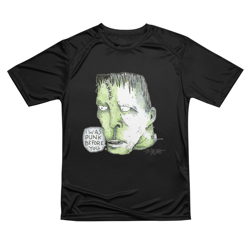 I Was Punk Before You. Men's T-Shirt by Bad Otis Link's Artist Shop