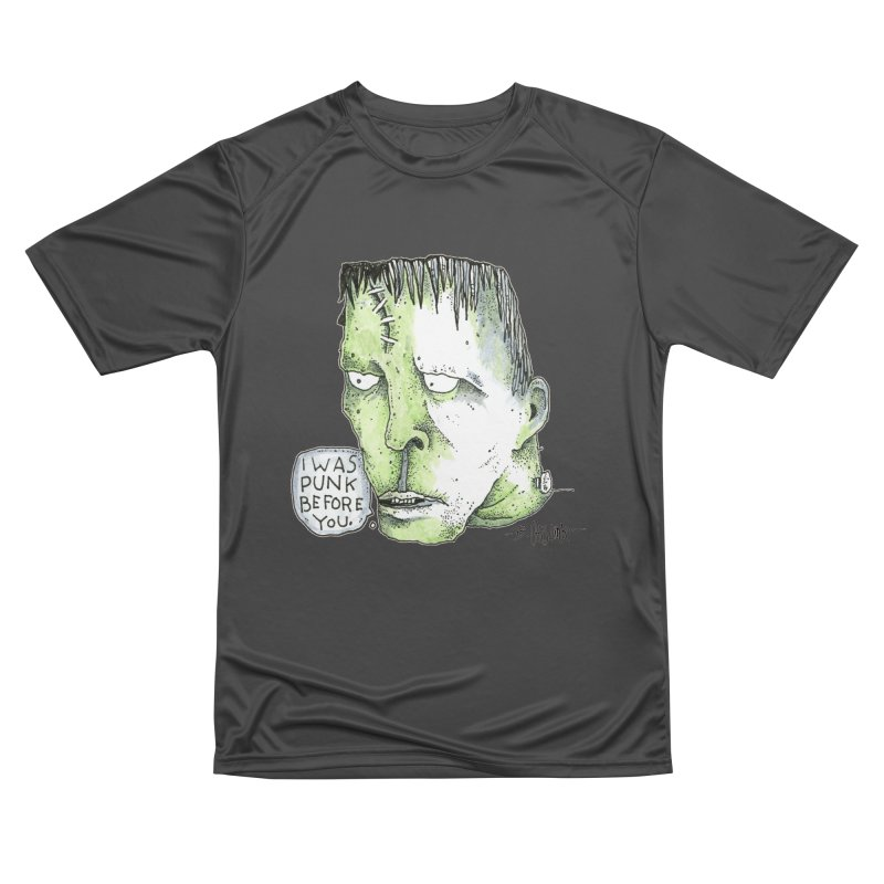 I Was Punk Before You. Men's Performance T-Shirt by Bad Otis Link's Artist Shop