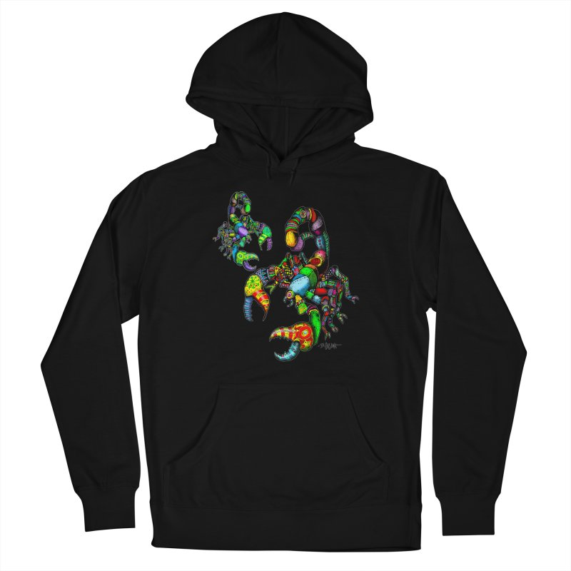 Scorpiopathic Men's Pullover Hoody by Bad Otis Link's Artist Shop