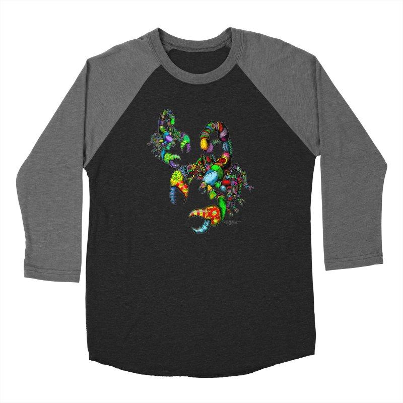 Scorpiopathic Women's Longsleeve T-Shirt by Bad Otis Link's Artist Shop