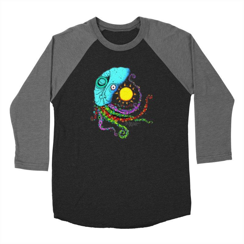Jimmy The Squid Men's Longsleeve T-Shirt by Bad Otis Link's Artist Shop