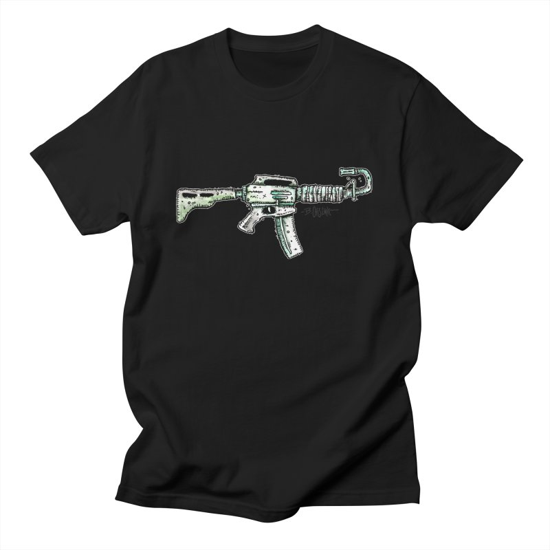 Problem Solved Men's T-Shirt by Bad Otis Link's Artist Shop