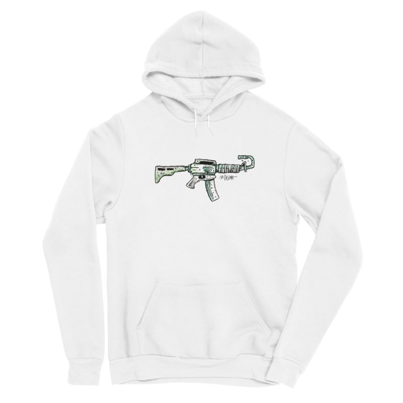 Problem Solved Women's Pullover Hoody by Bad Otis Link's Artist Shop