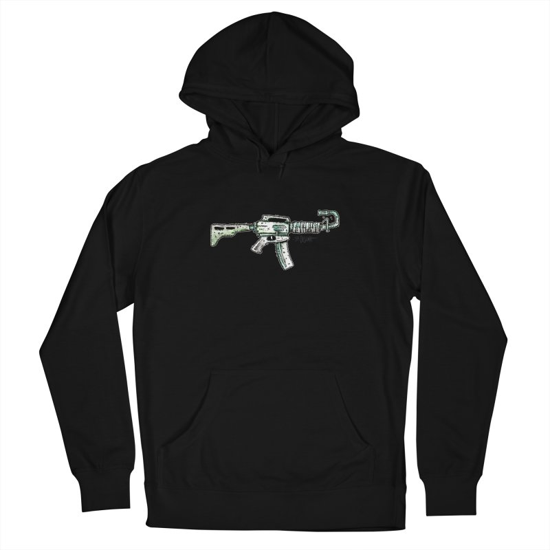 Problem Solved Men's Pullover Hoody by Bad Otis Link's Artist Shop