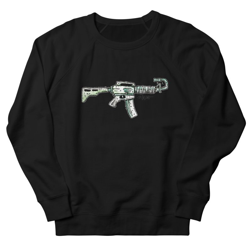 Problem Solved Men's Sweatshirt by Bad Otis Link's Artist Shop