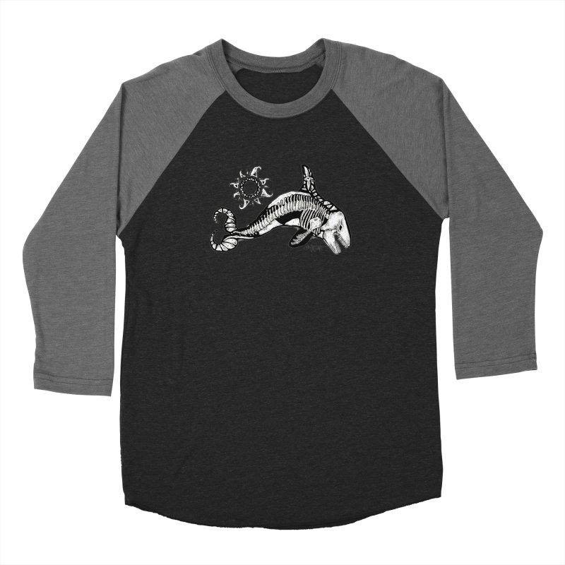 Ghost Orca Women's Longsleeve T-Shirt by Bad Otis Link's Artist Shop
