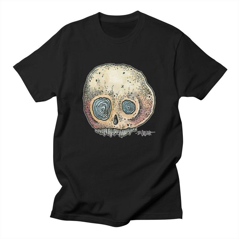 Skull Series 1 Women's T-Shirt by Bad Otis Link's Artist Shop