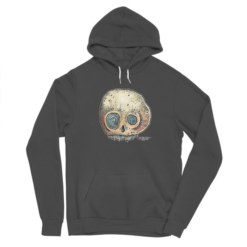 Skull Series 1 Women's Pullover Hoody by Bad Otis Link's Artist Shop