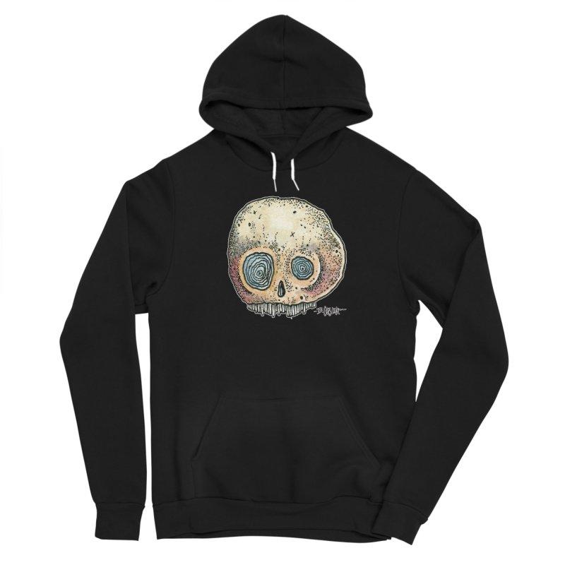 Skull Series 1 Men's Pullover Hoody by Bad Otis Link's Artist Shop