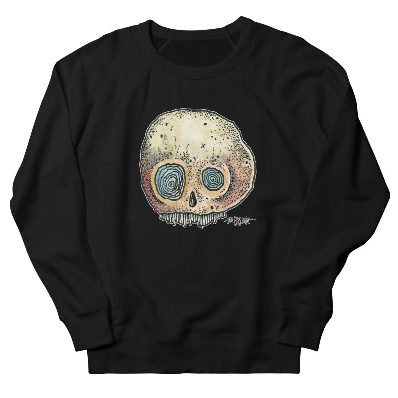 Skull Series 1 Men's Sweatshirt by Bad Otis Link's Artist Shop