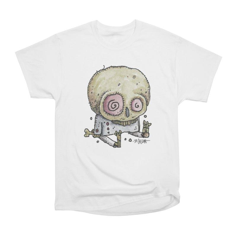 Skull Series 2 Men's T-Shirt by Bad Otis Link's Artist Shop