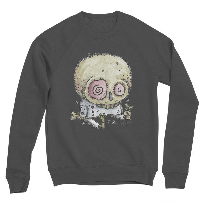 Skull Series 2 Women's Sweatshirt by Bad Otis Link's Artist Shop