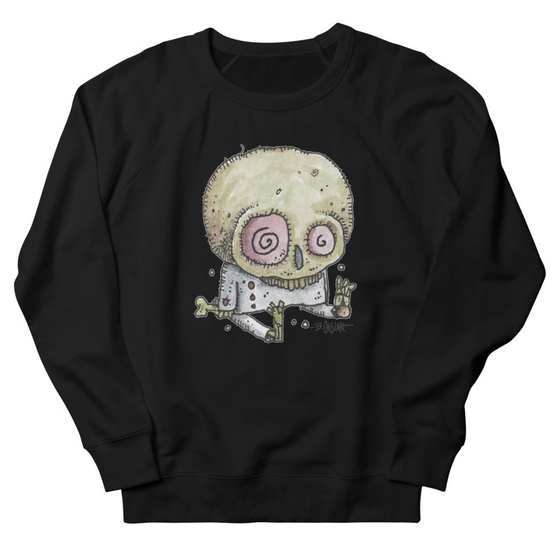 Skull Series 2 Women's Sweatshirt by Bad Otis Link's Artist Shop