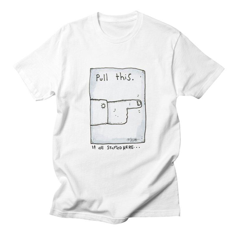 The Origin Of Comedy Women's T-Shirt by Bad Otis Link's Artist Shop