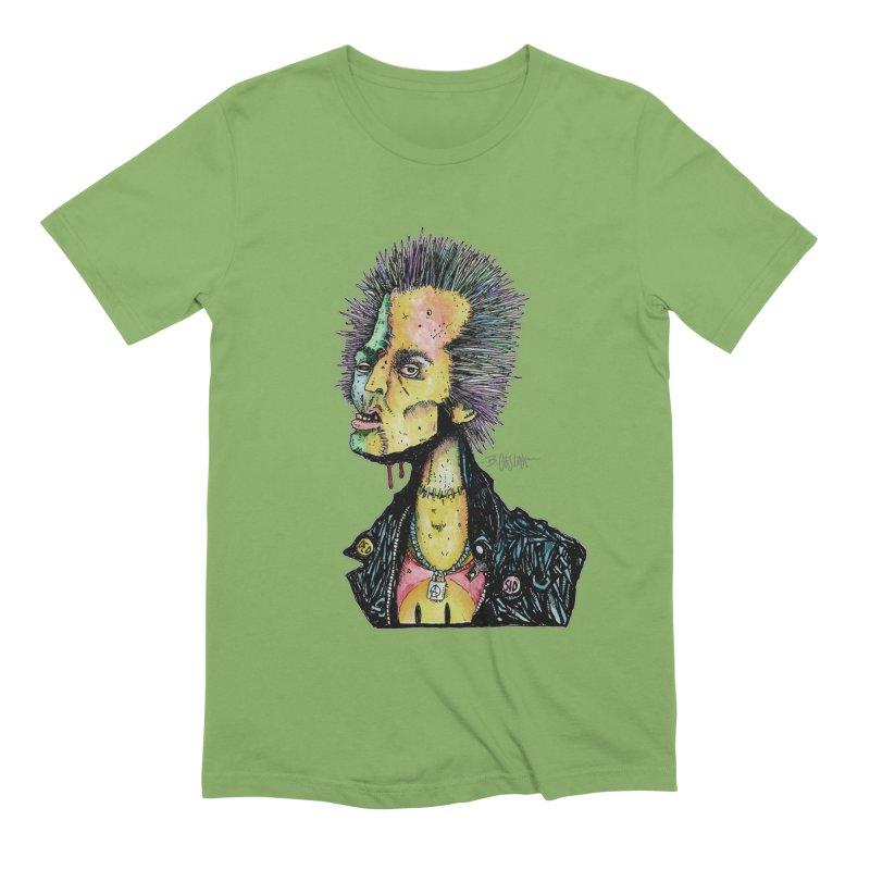 DED SID Men's Extra Soft T-Shirt by Bad Otis Link's Artist Shop