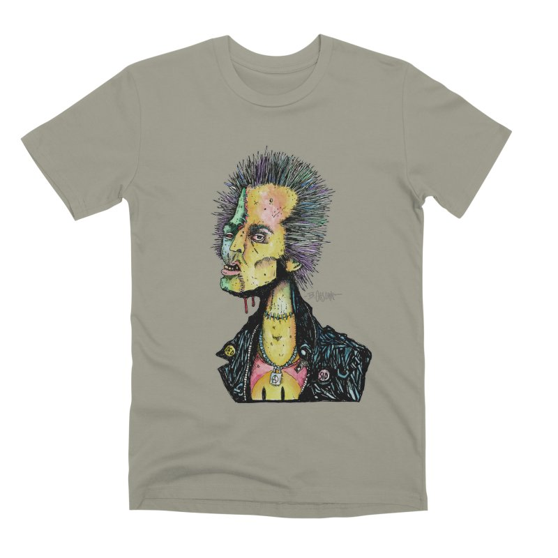 DED SID Men's T-Shirt by Bad Otis Link's Artist Shop
