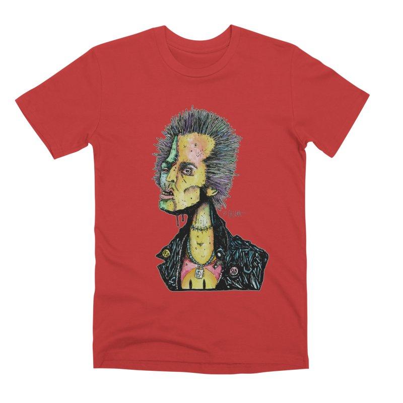 DED SID Men's T-Shirt by Bad Otis Link's Artist Shop