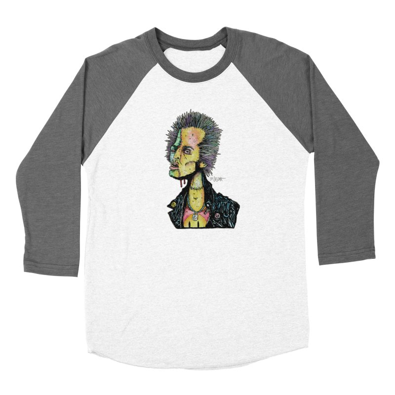 DED SID Women's Longsleeve T-Shirt by Bad Otis Link's Artist Shop