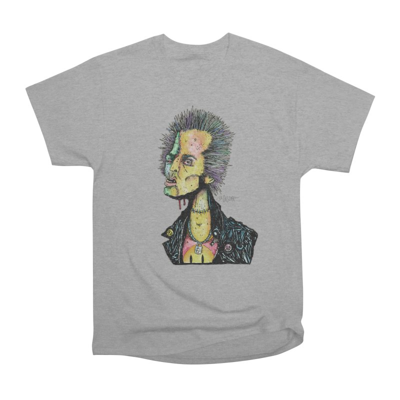 DED SID Women's Heavyweight Unisex T-Shirt by Bad Otis Link's Artist Shop