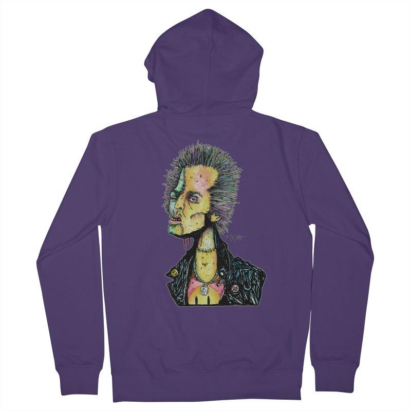DED SID Women's Zip-Up Hoody by Bad Otis Link's Artist Shop