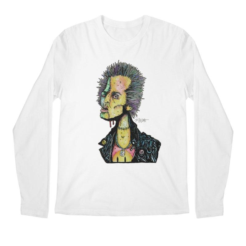 DED SID Men's Regular Longsleeve T-Shirt by Bad Otis Link's Artist Shop