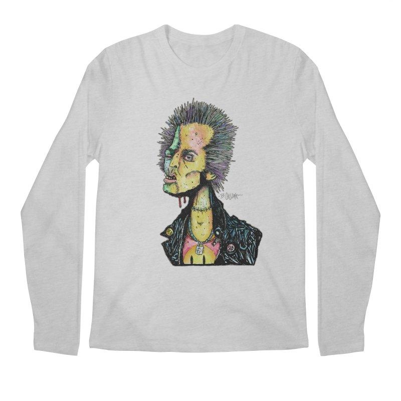DED SID Men's Longsleeve T-Shirt by Bad Otis Link's Artist Shop