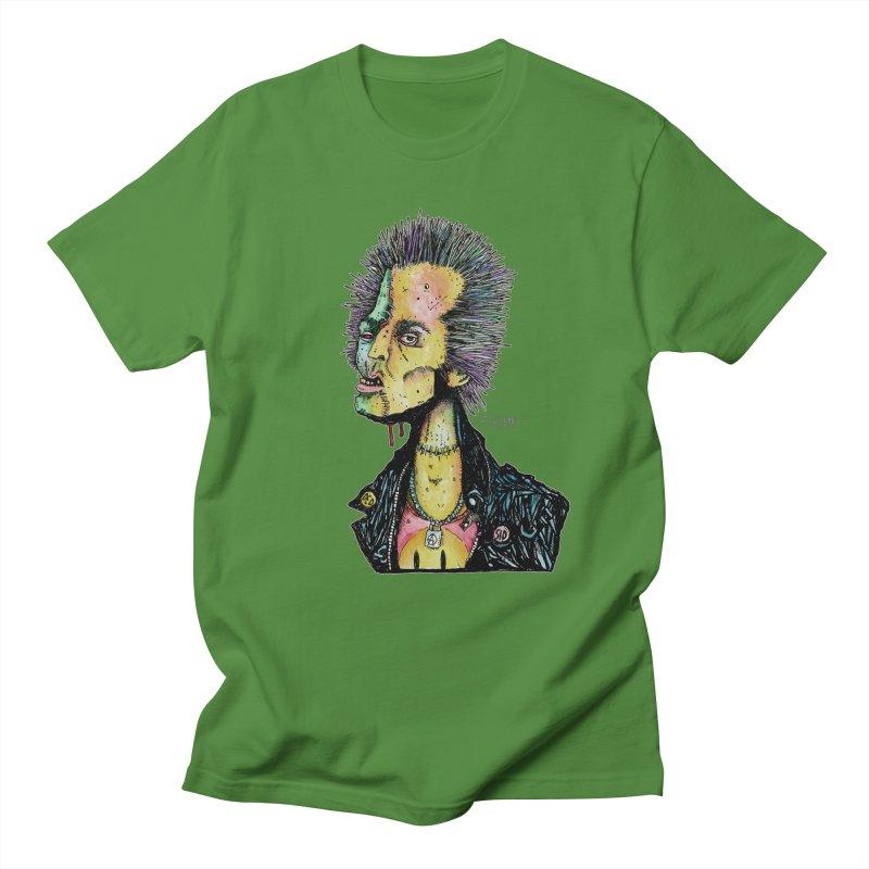 DED SID Women's Regular Unisex T-Shirt by Bad Otis Link's Artist Shop