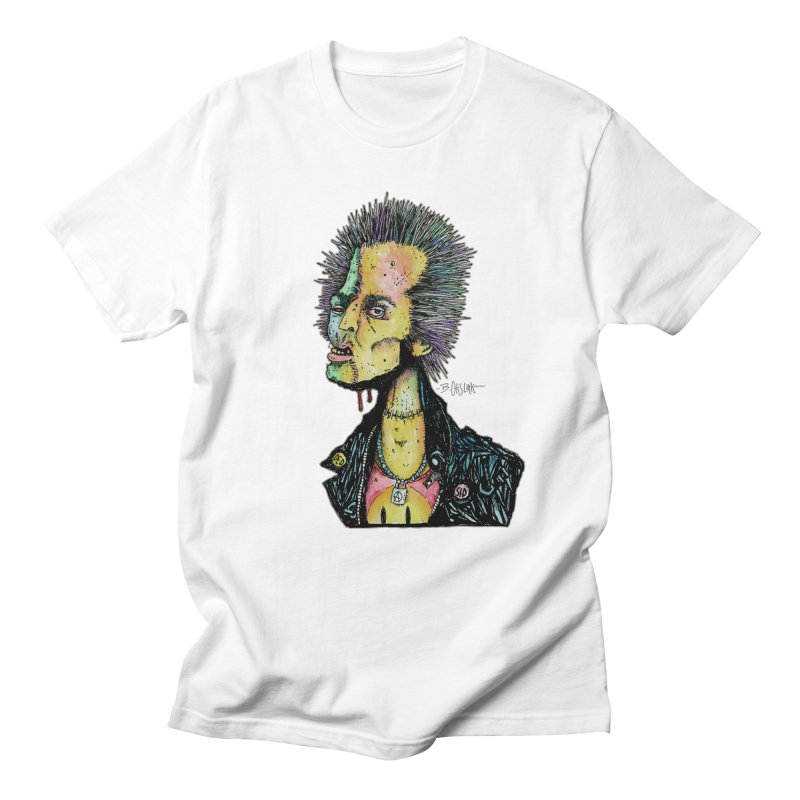 DED SID Men's Regular T-Shirt by Bad Otis Link's Artist Shop