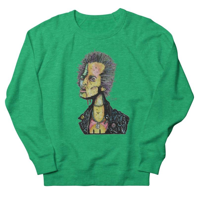 DED SID Women's Sweatshirt by Bad Otis Link's Artist Shop