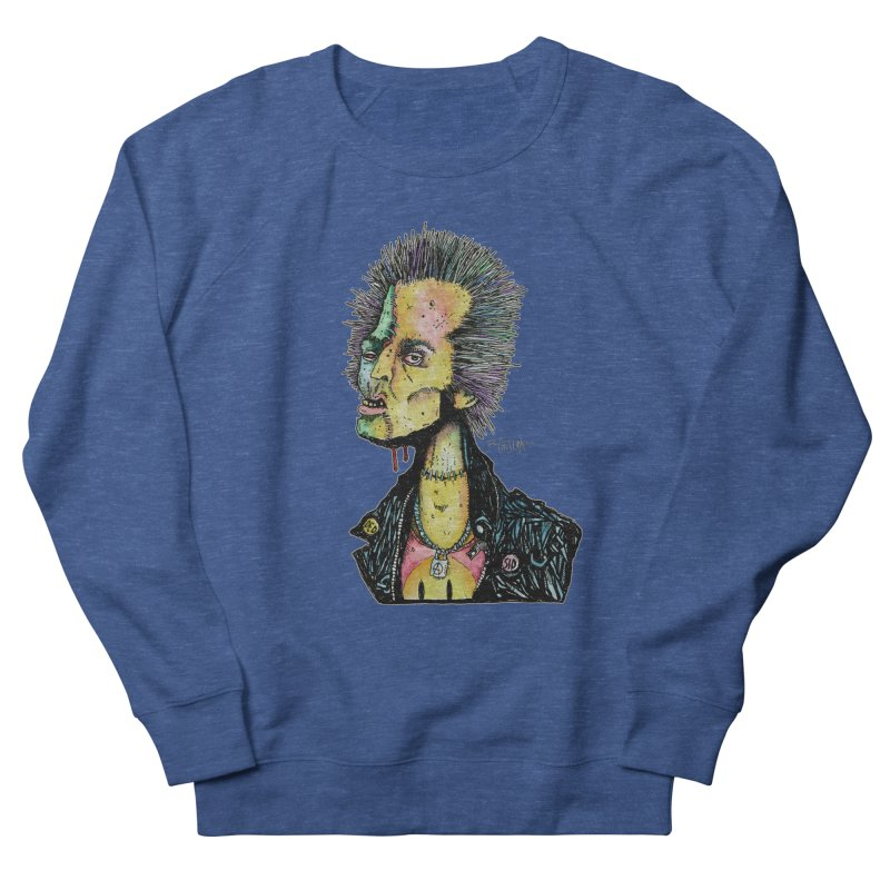 DED SID Men's Sweatshirt by Bad Otis Link's Artist Shop