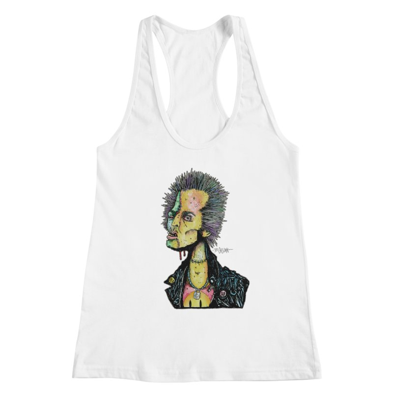 DED SID Women's Tank by Bad Otis Link's Artist Shop