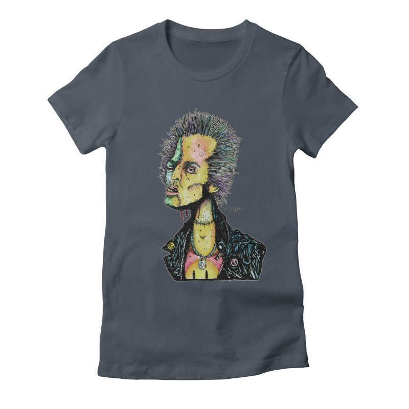 DED SID Women's T-Shirt by Bad Otis Link's Artist Shop