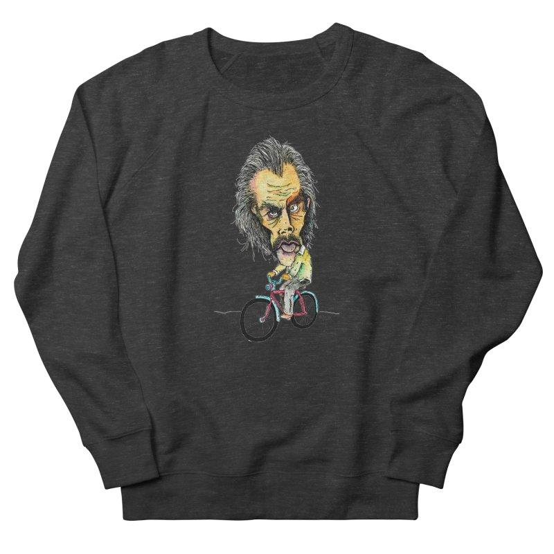 Nicks Wild Ride Women's Sweatshirt by Bad Otis Link's Artist Shop