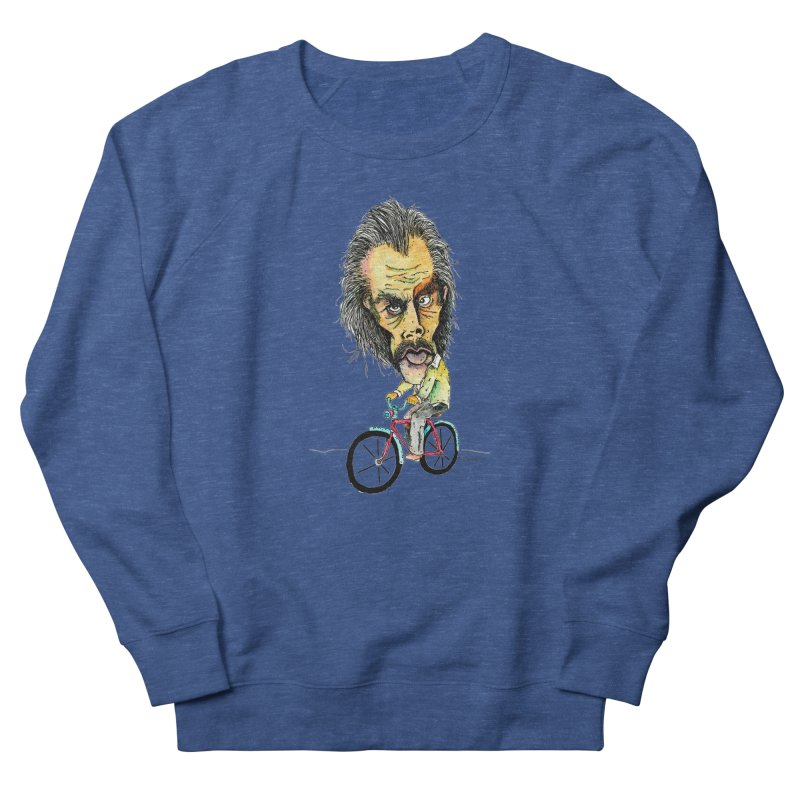 Nicks Wild Ride Men's Sweatshirt by Bad Otis Link's Artist Shop