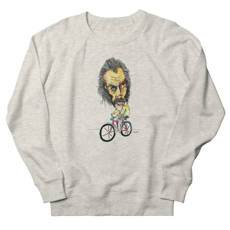 Nicks Wild Ride Men's Sweatshirt by Bad Otis Link's Artist Shop