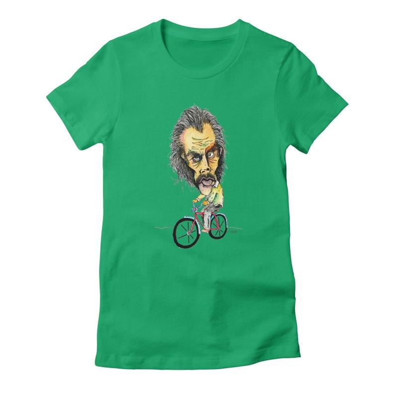 Nicks Wild Ride Women's T-Shirt by Bad Otis Link's Artist Shop