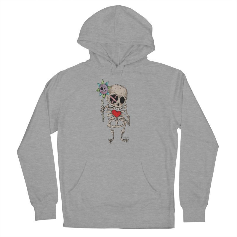 The Generous Dead Guy Men's French Terry Pullover Hoody by Bad Otis Link's Artist Shop