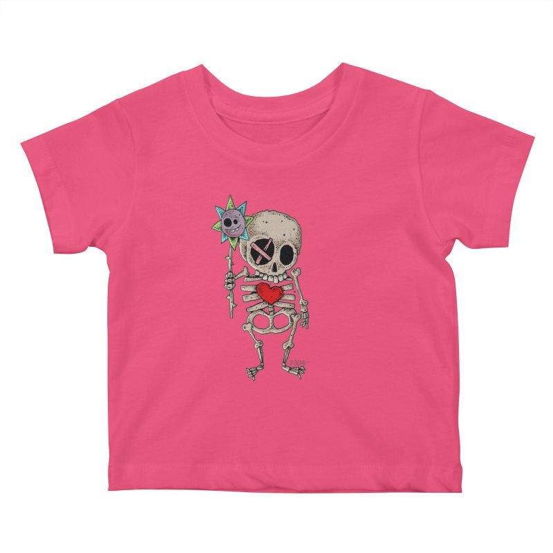 The Generous Dead Guy Kids Baby T-Shirt by Bad Otis Link's Artist Shop