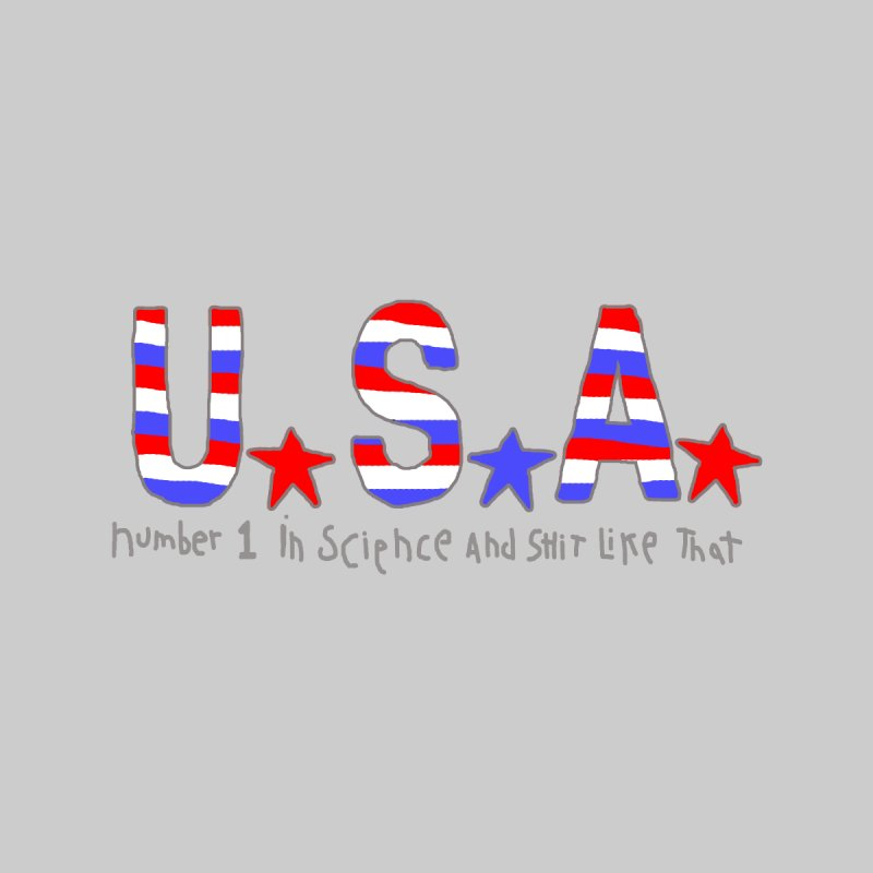 Go USA Men's Tank by Bad Otis Link's Artist Shop