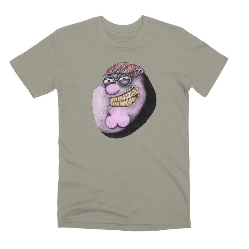 Pete. Men's Premium T-Shirt by Bad Otis Link's Artist Shop