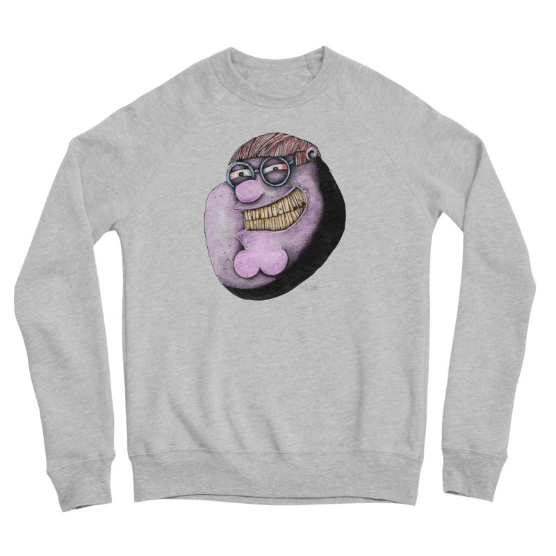 Pete. Women's Sponge Fleece Sweatshirt by Bad Otis Link's Artist Shop