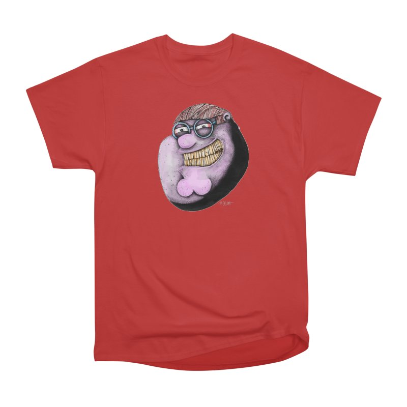 Pete. Women's Heavyweight Unisex T-Shirt by Bad Otis Link's Artist Shop