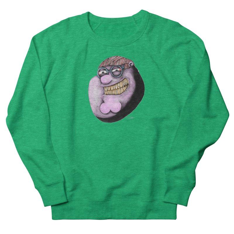 Pete. Women's French Terry Sweatshirt by Bad Otis Link's Artist Shop
