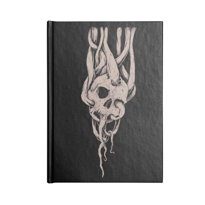 I Thought We Had More Time Accessories Notebook by Bad Robot Brain Shoppe