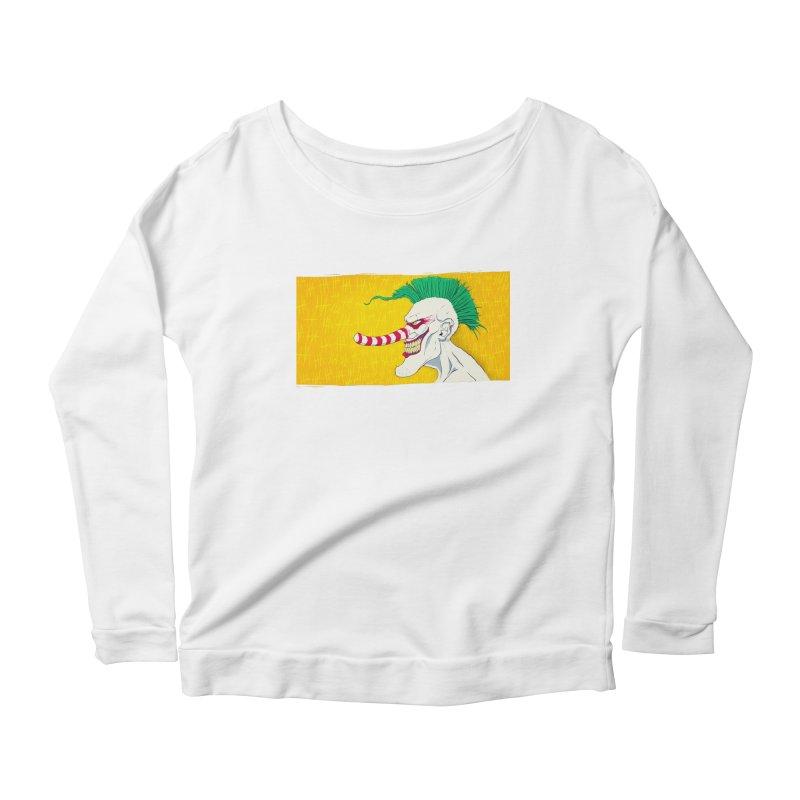 Droog Women's Longsleeve T-Shirt by Bad Robot Brain Shoppe