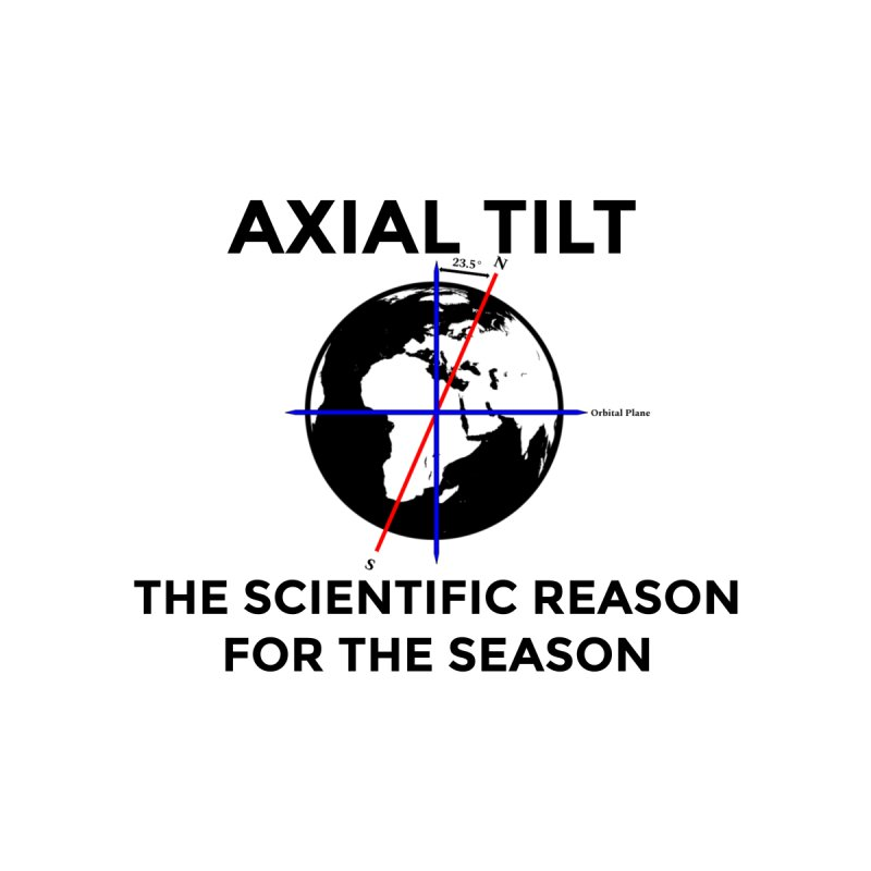 The Scientific Reason for the Season by Bagayogo Tees