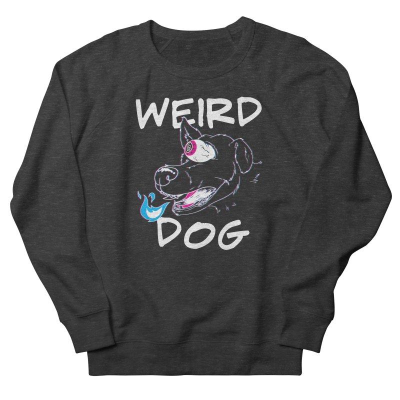 Weird Dog Women's Sweatshirt by Bagimation