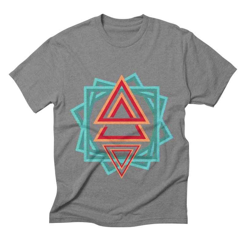 Gravity Shift Men's Triblend T-Shirt by Bagimation