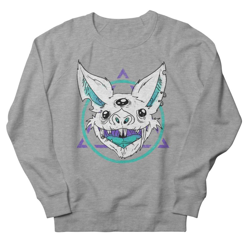 Bat Women's Sweatshirt by Bagimation